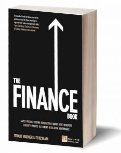 The Finance Book Cover Image